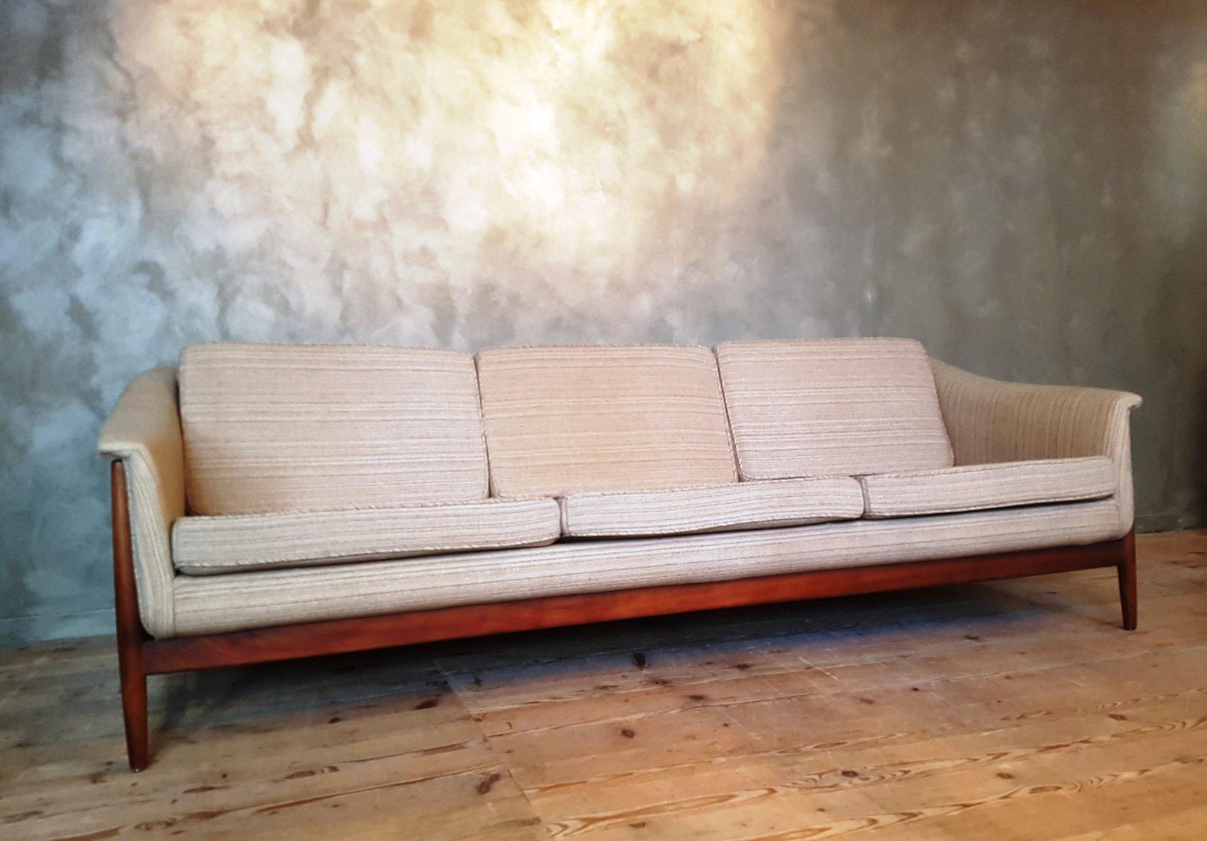 Divano vintage a tre posti di dux in vendita su pamono - Divano tre posti ...