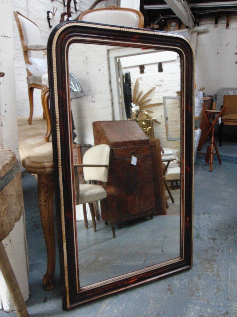 Antiker mercury glas wandspiegel bei pamono kaufen - Italienische designer wandspiegel ...