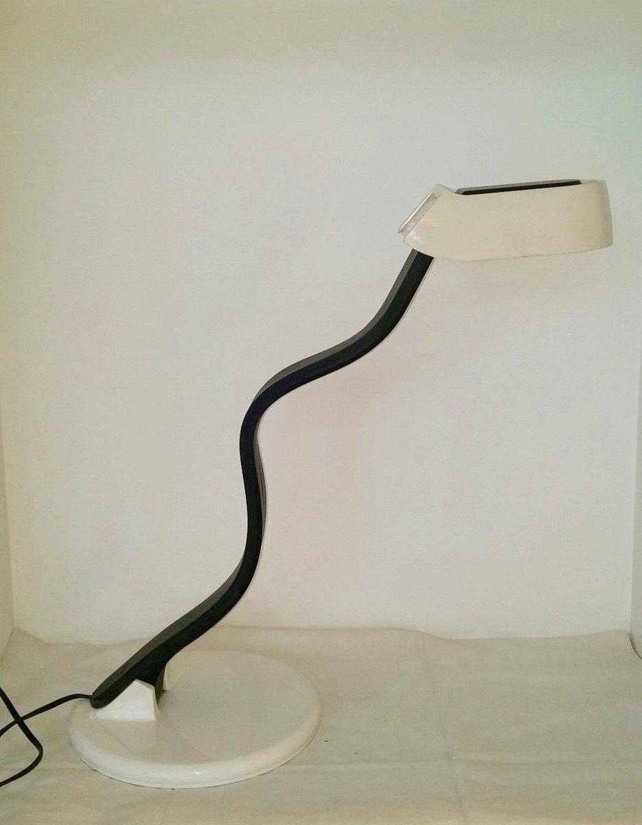 Snoky Lampe von Bruno Gecchelin für Guzzini, 1981