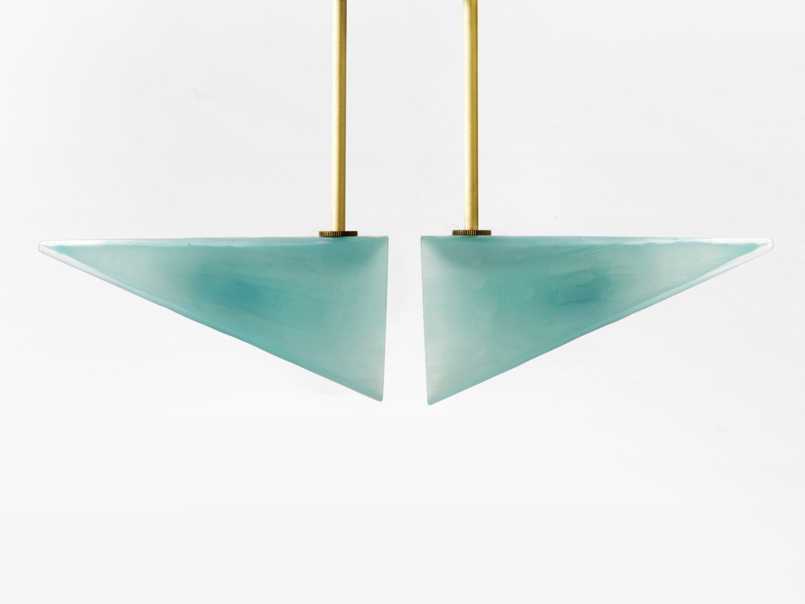 Equinox Hängelampe von Anthony Bianco für Bianco Light & Space