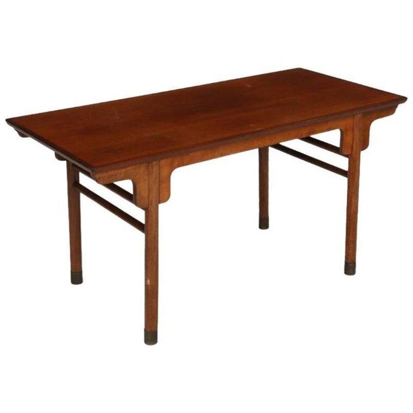 Mahagoni Tisch, 1940er