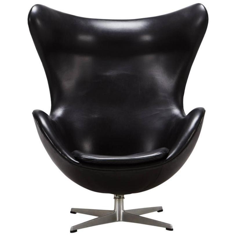 Egg Chair von Arne Jacobsen für Fritz Hansen, 1965
