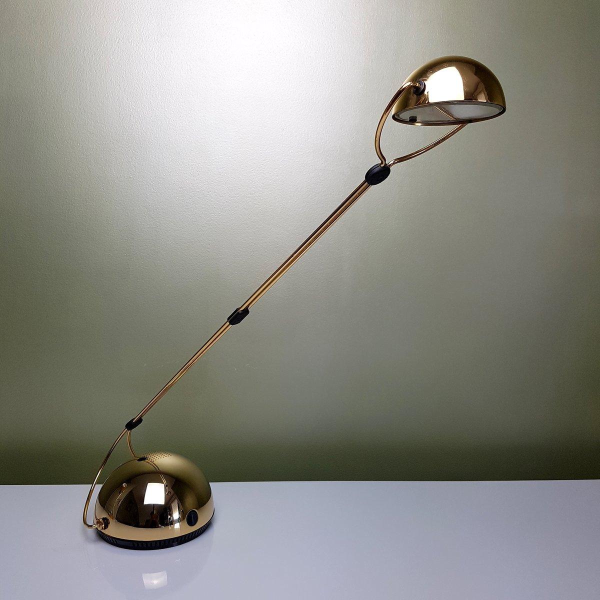 lampe de bureau halog ne vintage de mondial lux en vente sur pamono. Black Bedroom Furniture Sets. Home Design Ideas