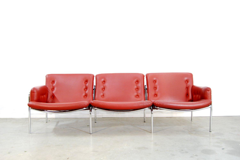 3-Sitzer Sofa Modell Osaka 3 von Martin Visser für 'T Spectrum, 1960er