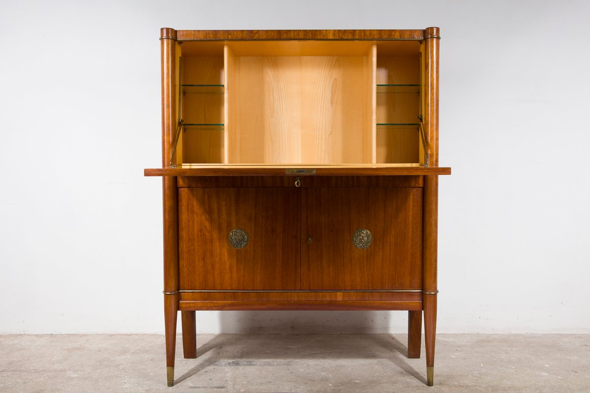 Art Deco Bar Cabinet from De Coene, 1940s for sale at Pamono
