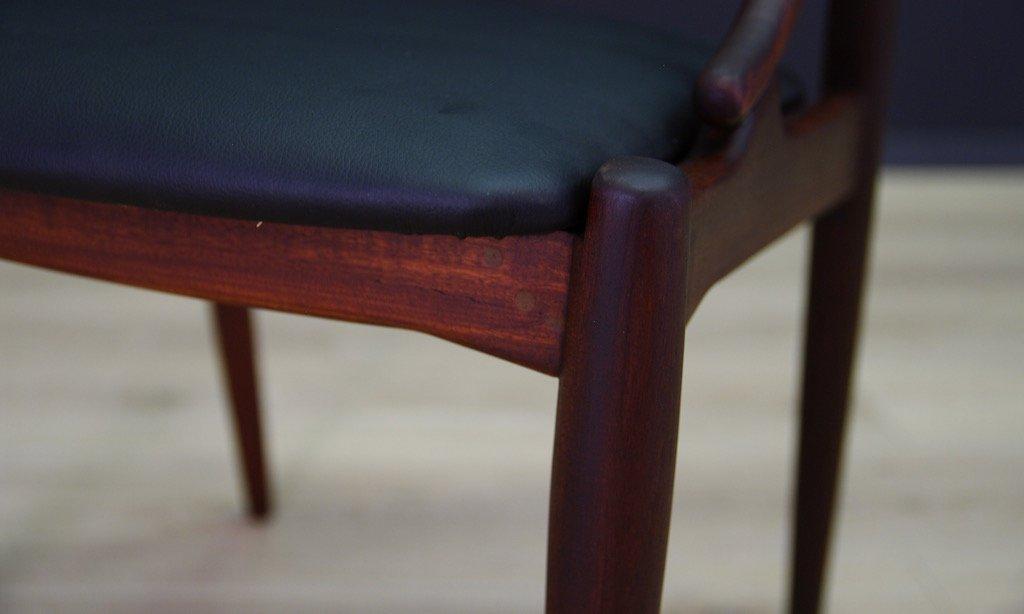d nischer vintage teak stuhl von johannes andersen f r uldum m belfabrik bei pamono kaufen. Black Bedroom Furniture Sets. Home Design Ideas