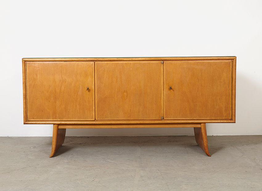 Sideboard von Willem Penaat für Metz & Co, 1930er