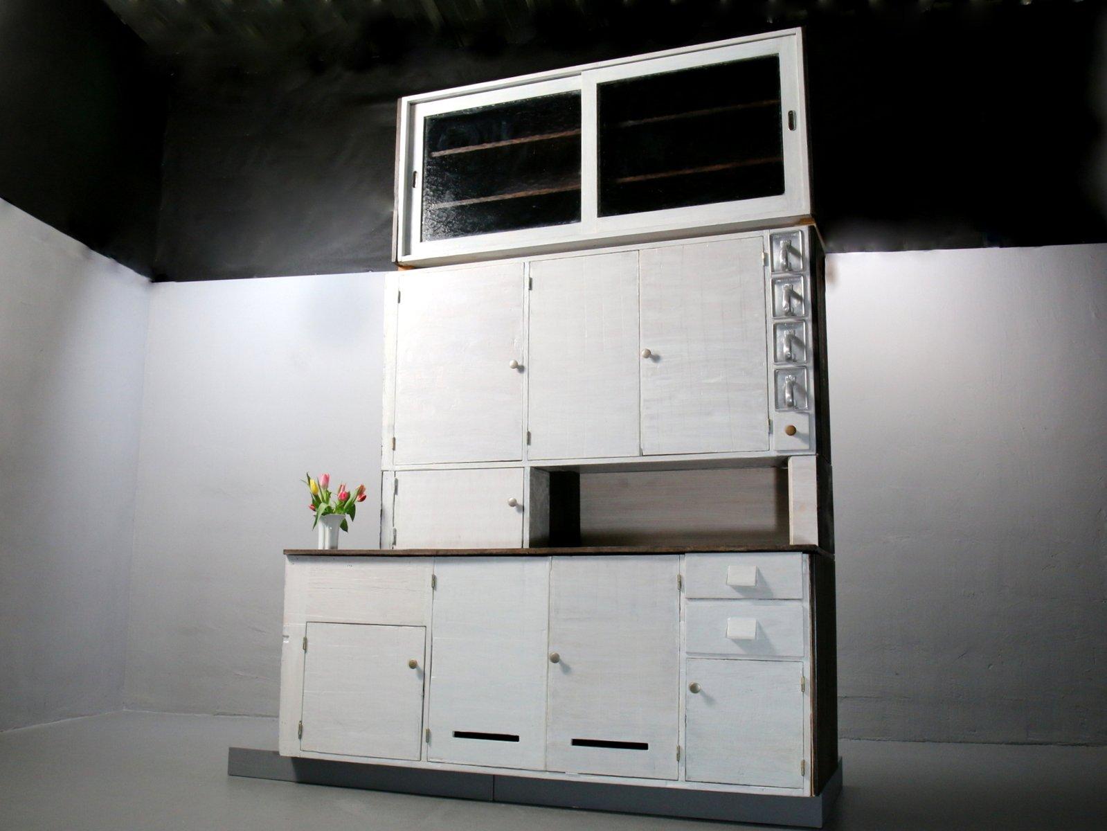 frankfurt kitchen by margarete sch tte lihotzky 1929 for sale at pamono. Black Bedroom Furniture Sets. Home Design Ideas