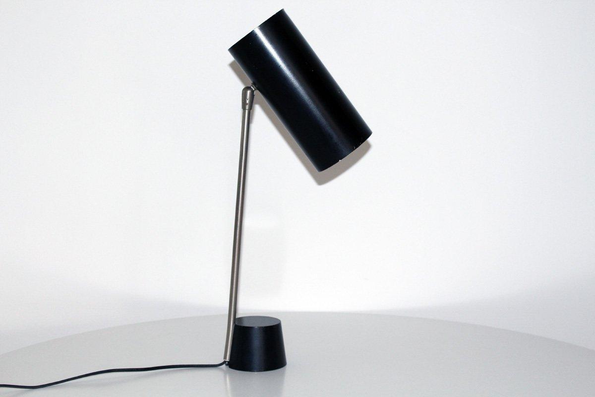 Zylinder Schreibtischlampe von J.T. Kalmar für Kalmar, 1950er