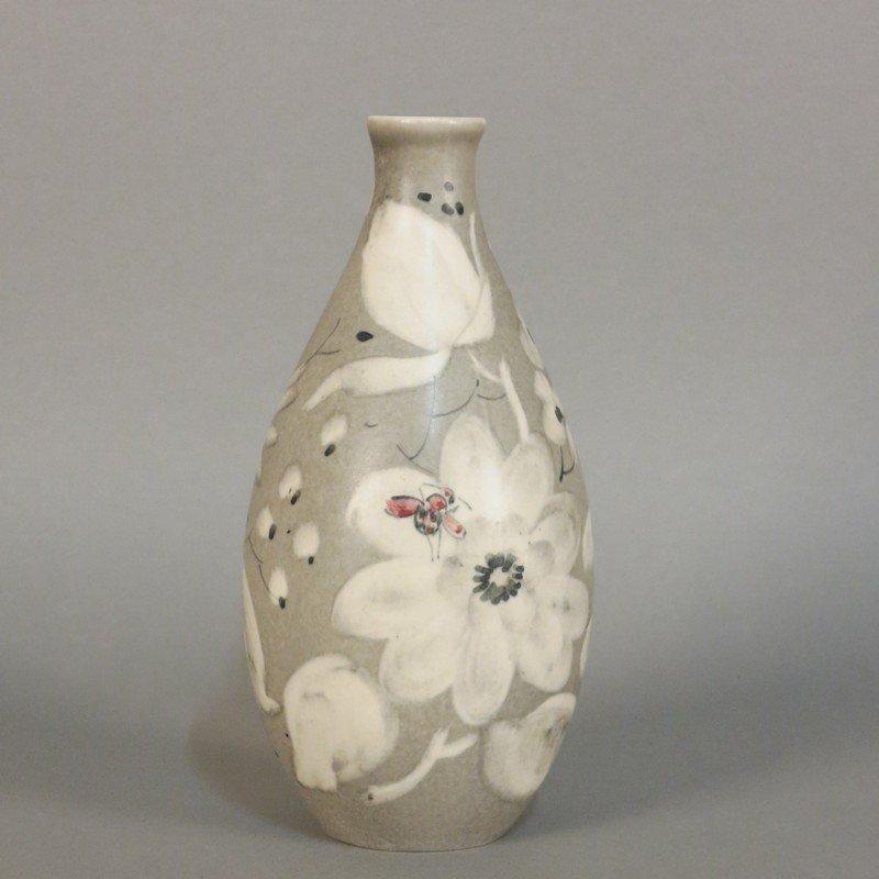 Vintage Porcelain Elisabeth Vase From Villeroy Boch Mettlach For
