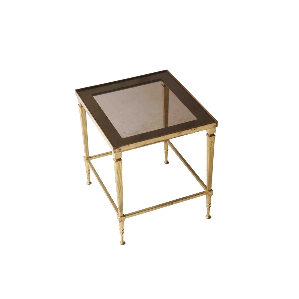 beistelltisch von maison jansen 1960er bei pamono kaufen. Black Bedroom Furniture Sets. Home Design Ideas