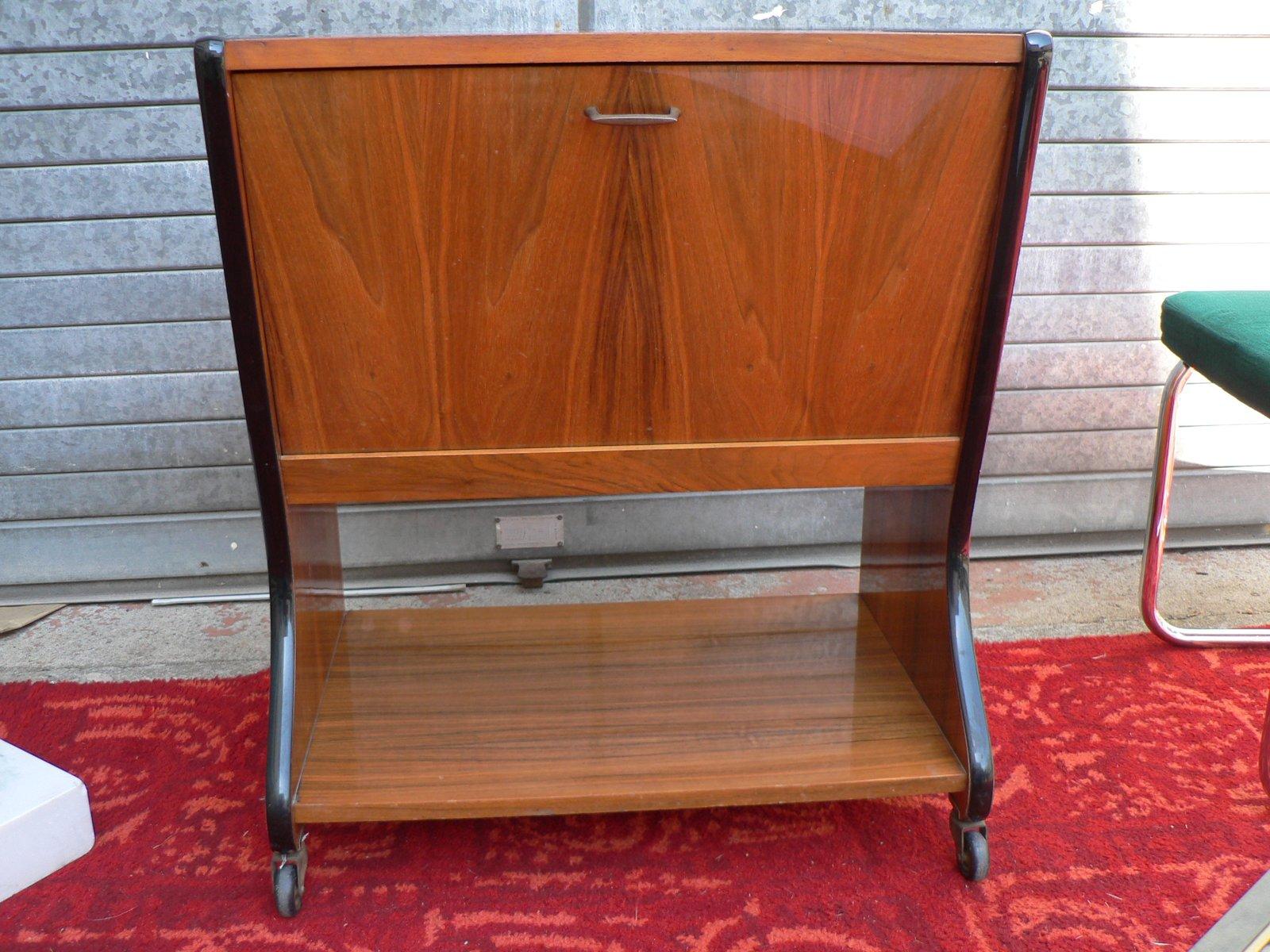Vintage Bar Cabinet, 1970s