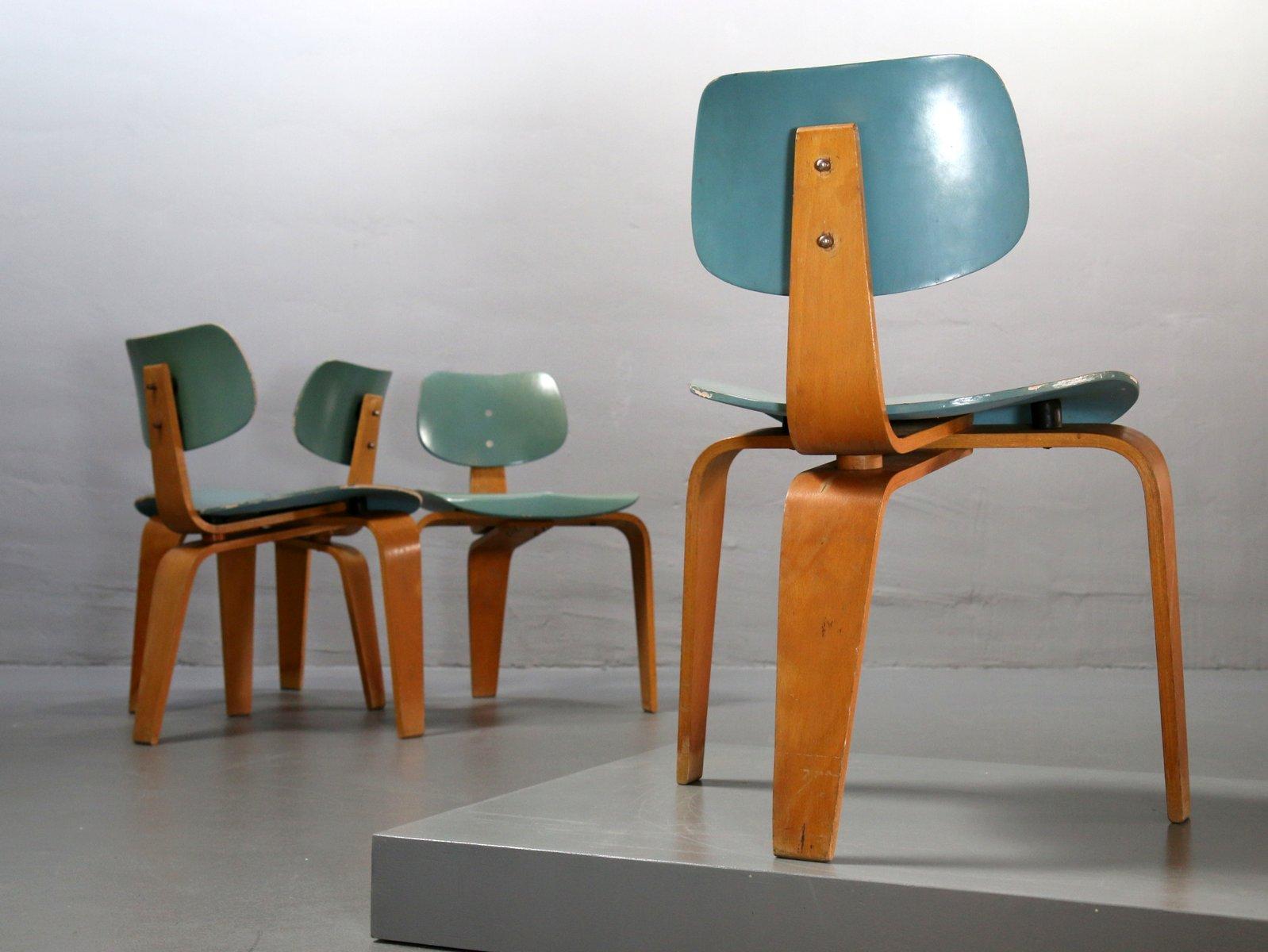 Tavolo da pranzo con sedie vintage di egon eiermann per - Sedie per tavolo pranzo ...
