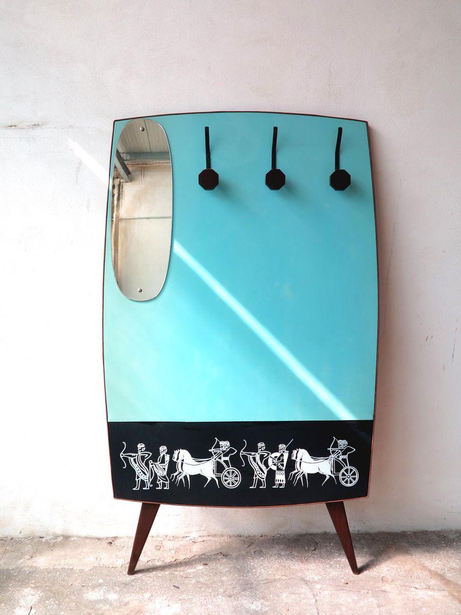 Italienische garderobe von sima 1950er bei pamono kaufen for Garderobe italienisches design