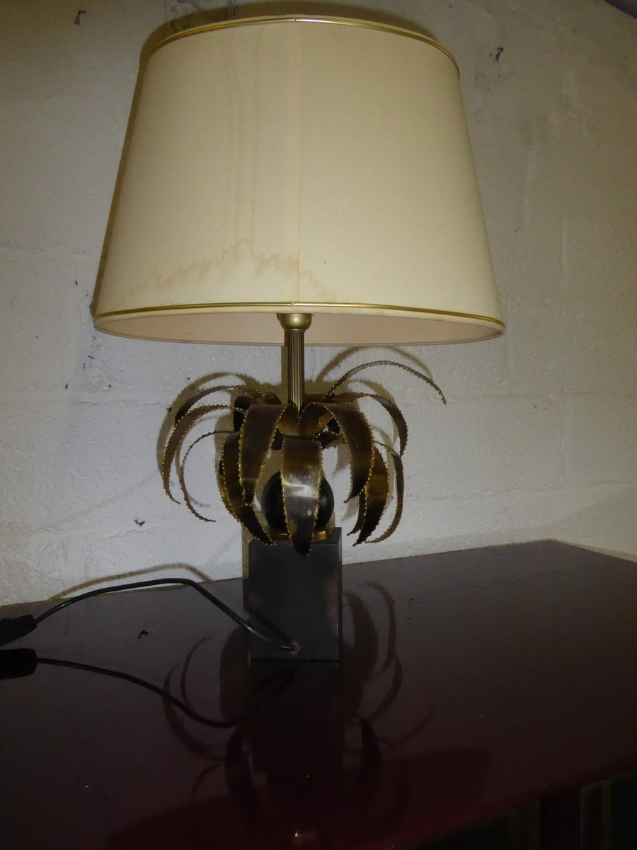 Vintage Palm Tree Lamp For Sale At Pamono