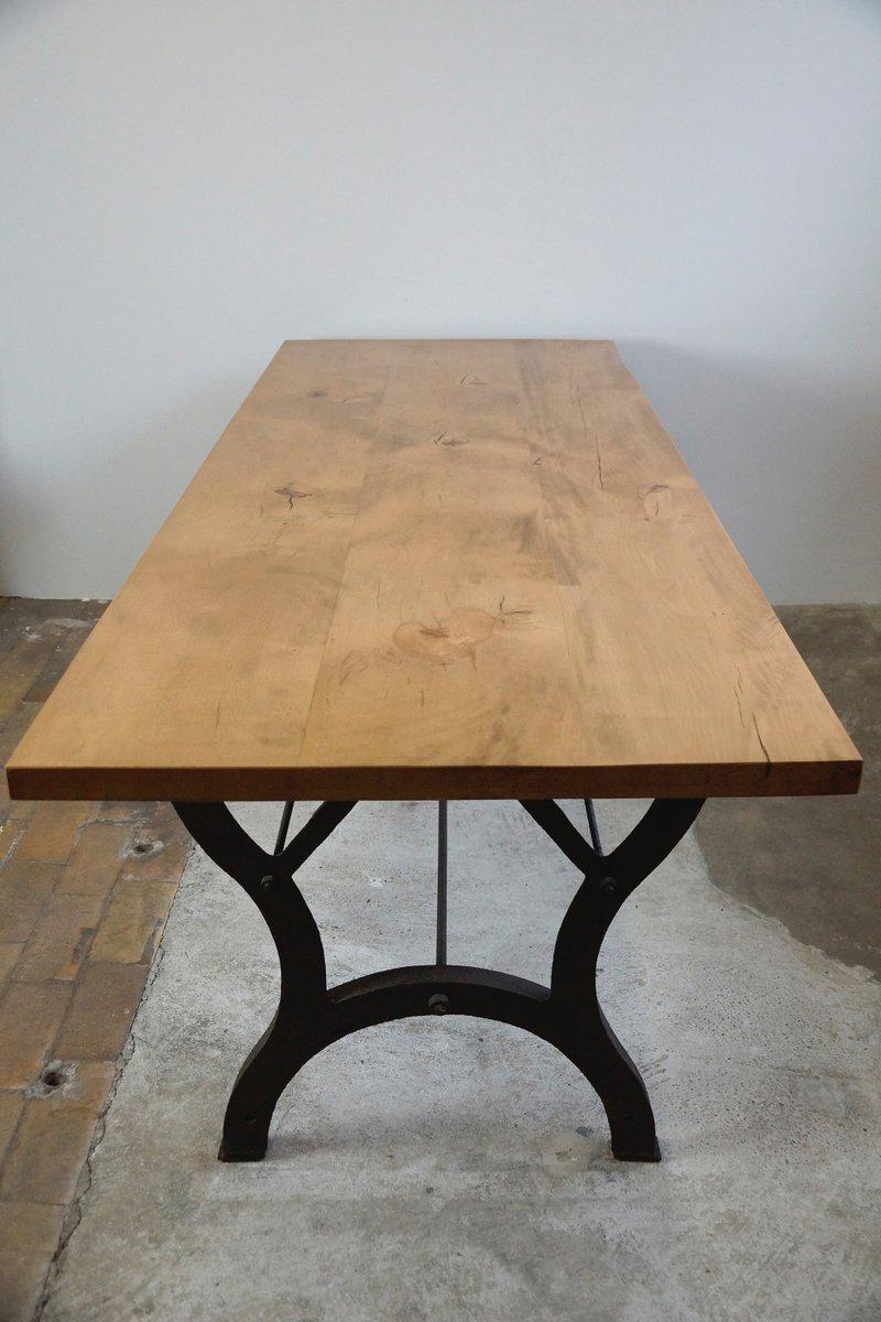 Vintage industrial dining table 14 price 1966 00 regular price 2269 00