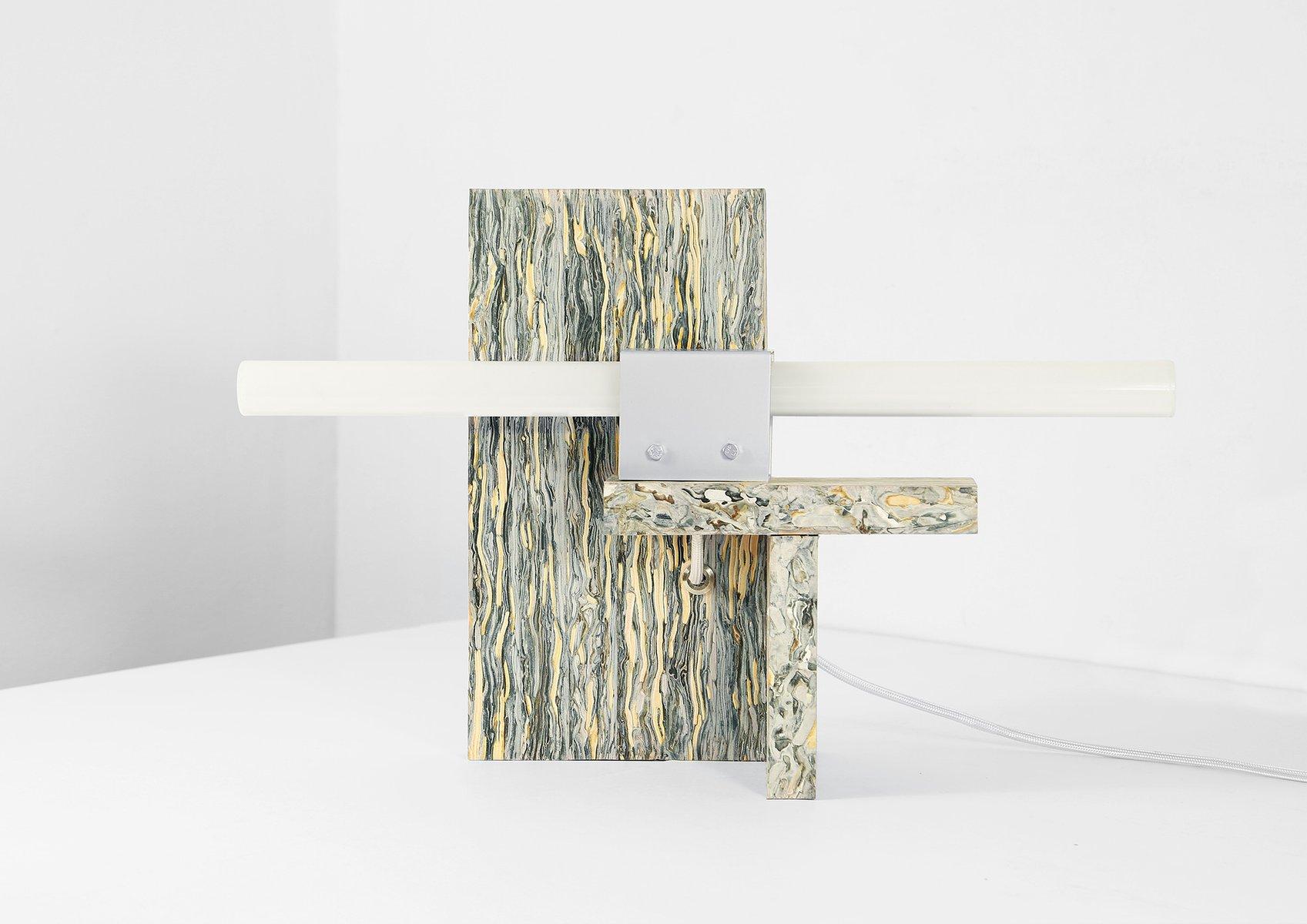 Structural Skin Tischlampe Nº03 von Jorge Penadés, 2017