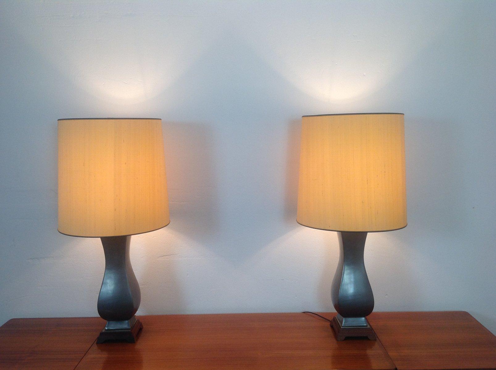 Vintage tischlampen von gerald thorsten f r lightolier for Tischlampen vintage