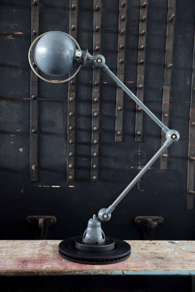 vintage industrial lamp from jean louis domecq for jieldé for sale