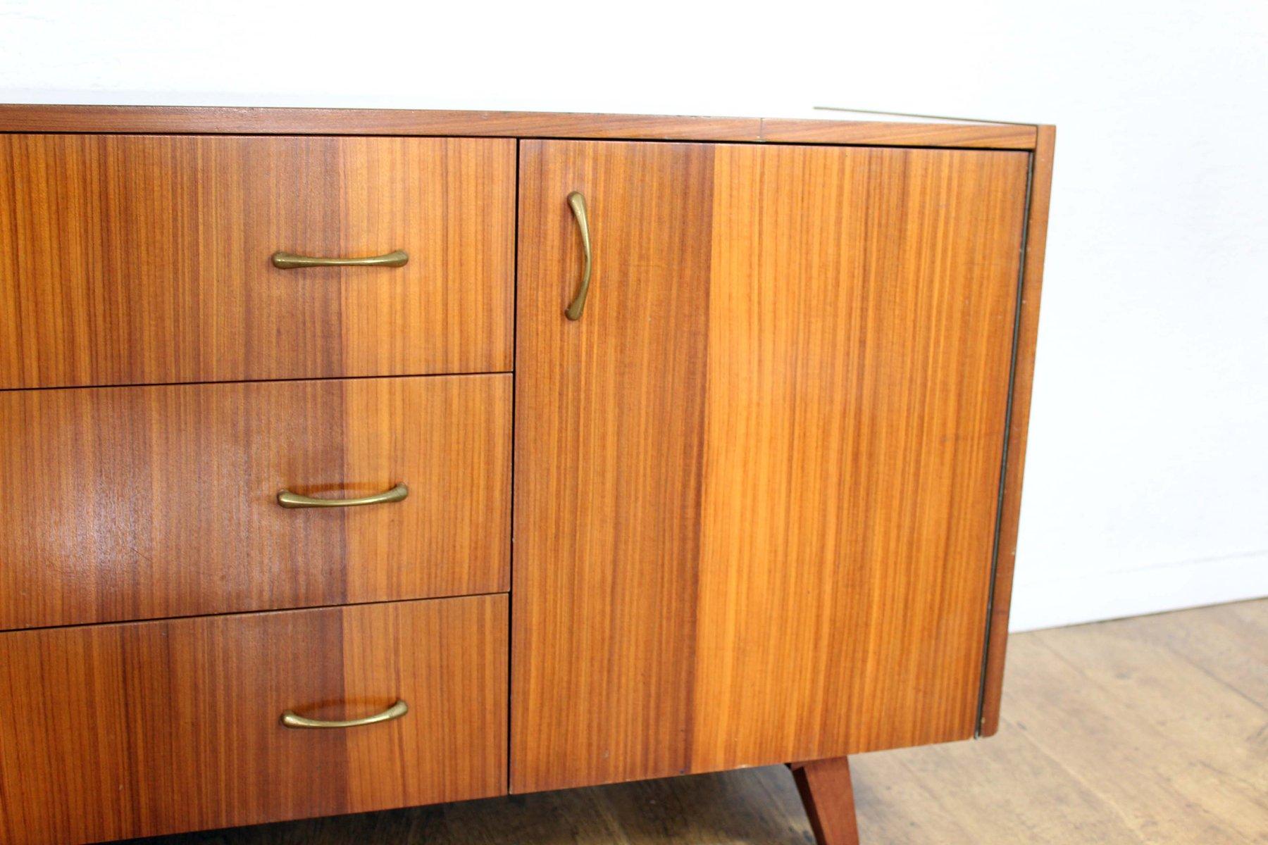 meuble pieds compas 1960s en vente sur pamono. Black Bedroom Furniture Sets. Home Design Ideas