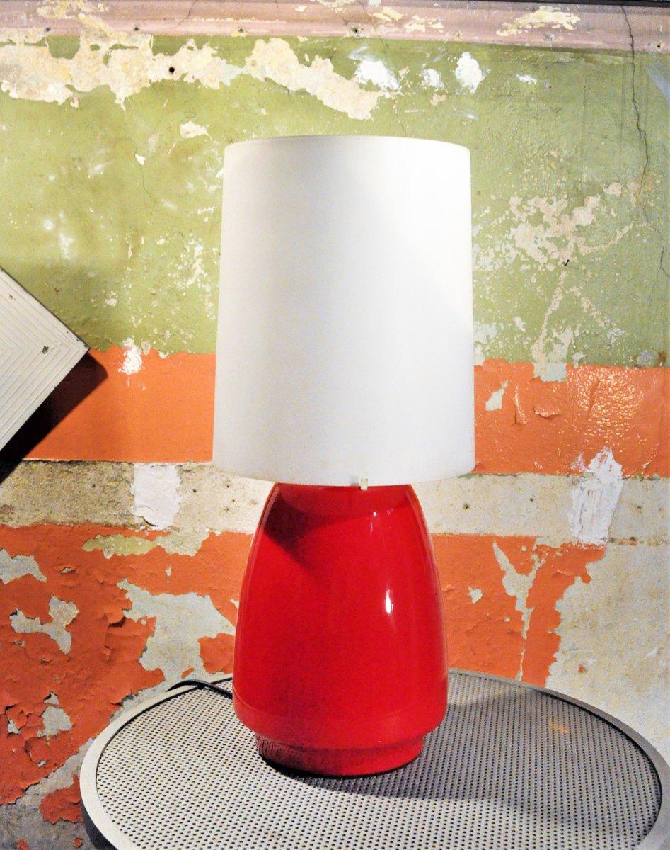 Vintage Tischlampe von Vistosi, 1960er