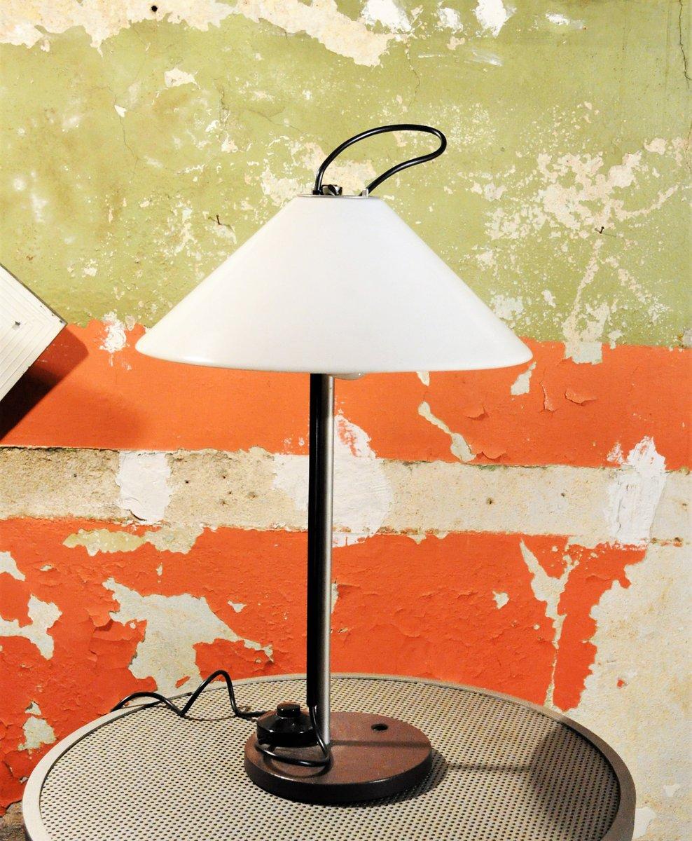 Tischlampe von Enzo Mari für Artemide, 1960er