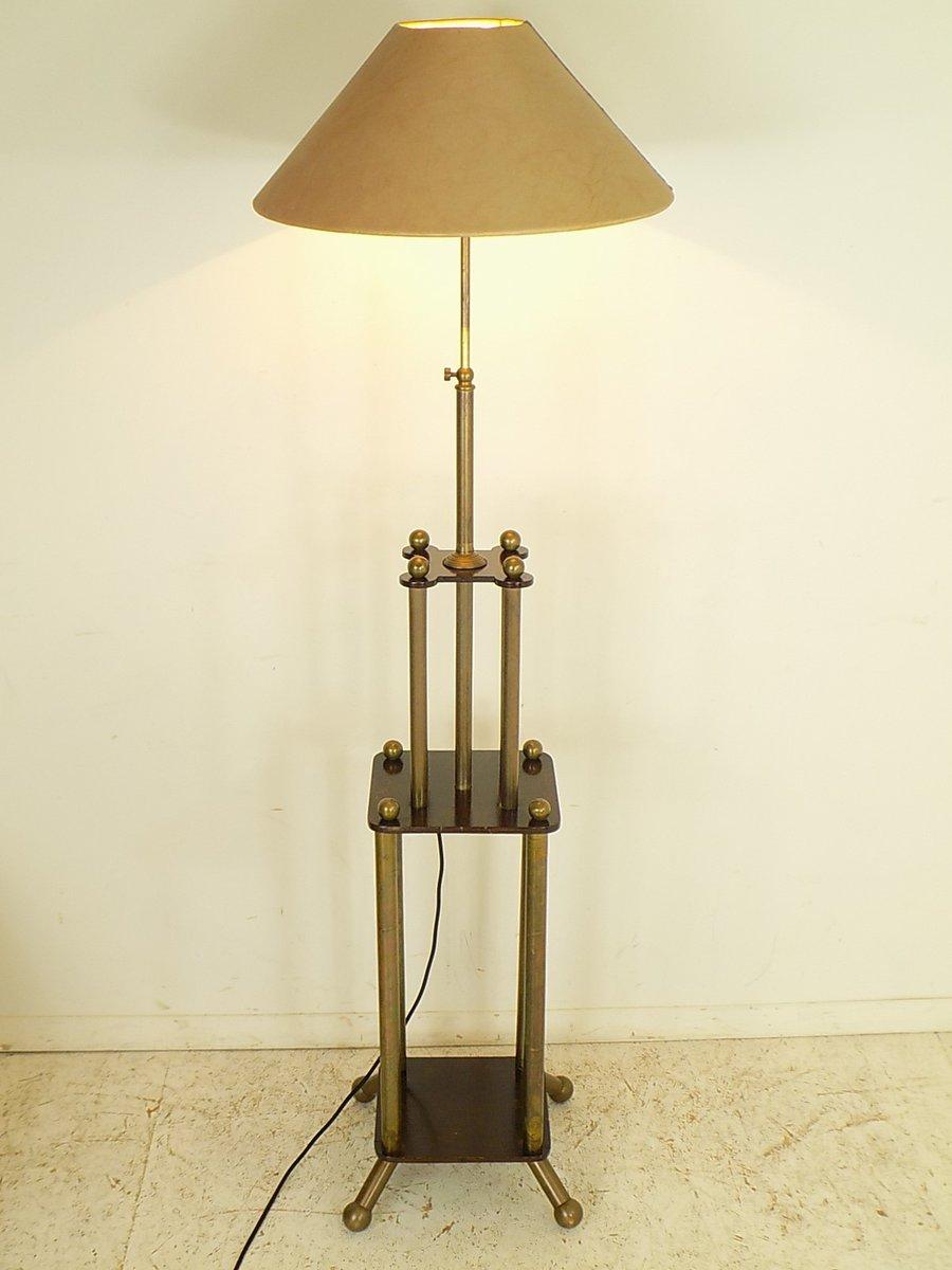 Bauhaus Stehlampe, 1930er