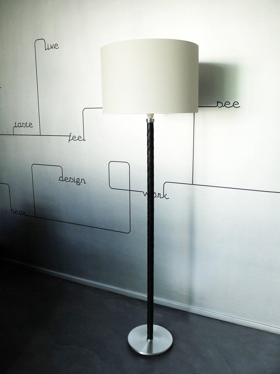 Skandinavische Stehlampe von Jo Hammerborg für Fog & Mørup