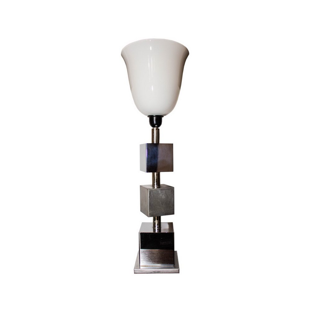 Italienische Tulip Tischlampe, 1970er