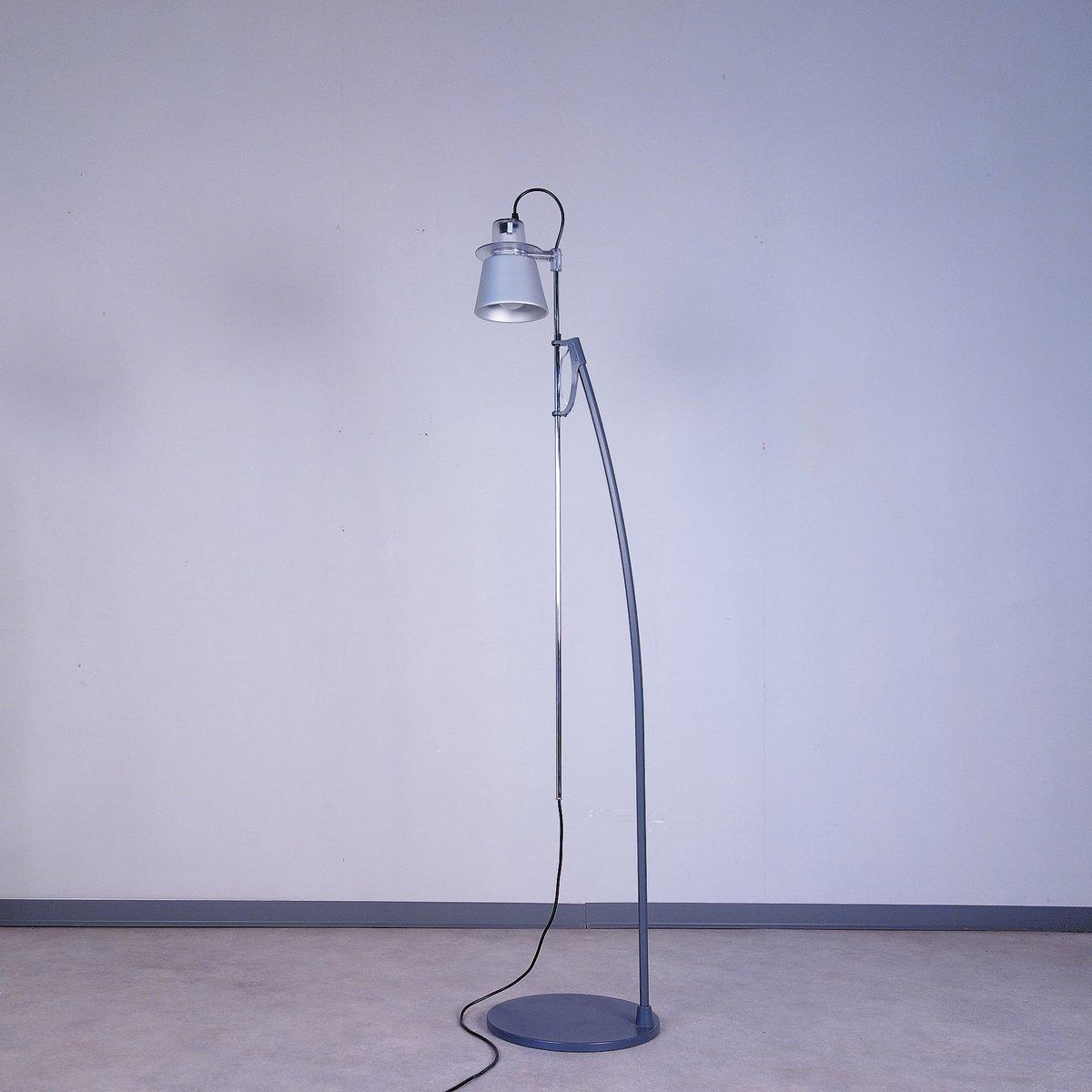 Vintage Alfiere Stehlampe von Enzo Mari für Artemide