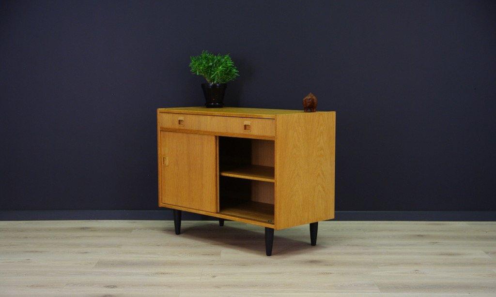 meuble mid century en contreplaqu fr ne danemark en vente sur pamono. Black Bedroom Furniture Sets. Home Design Ideas