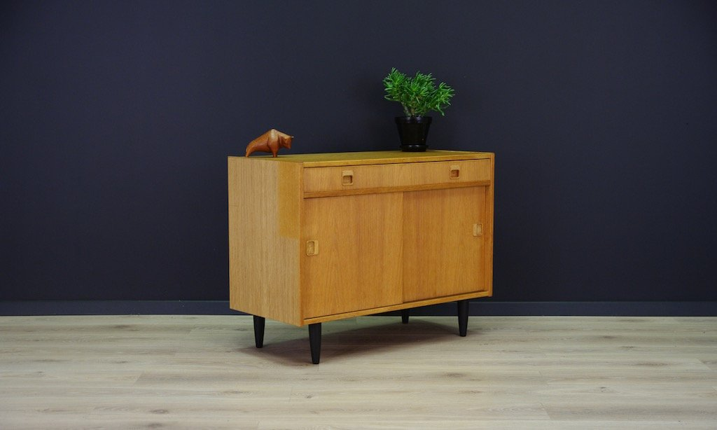 meuble mid century en contreplaqu fr ne danemark en vente sur pamono. Black Bedroom Furniture Sets. Home Design Ideas