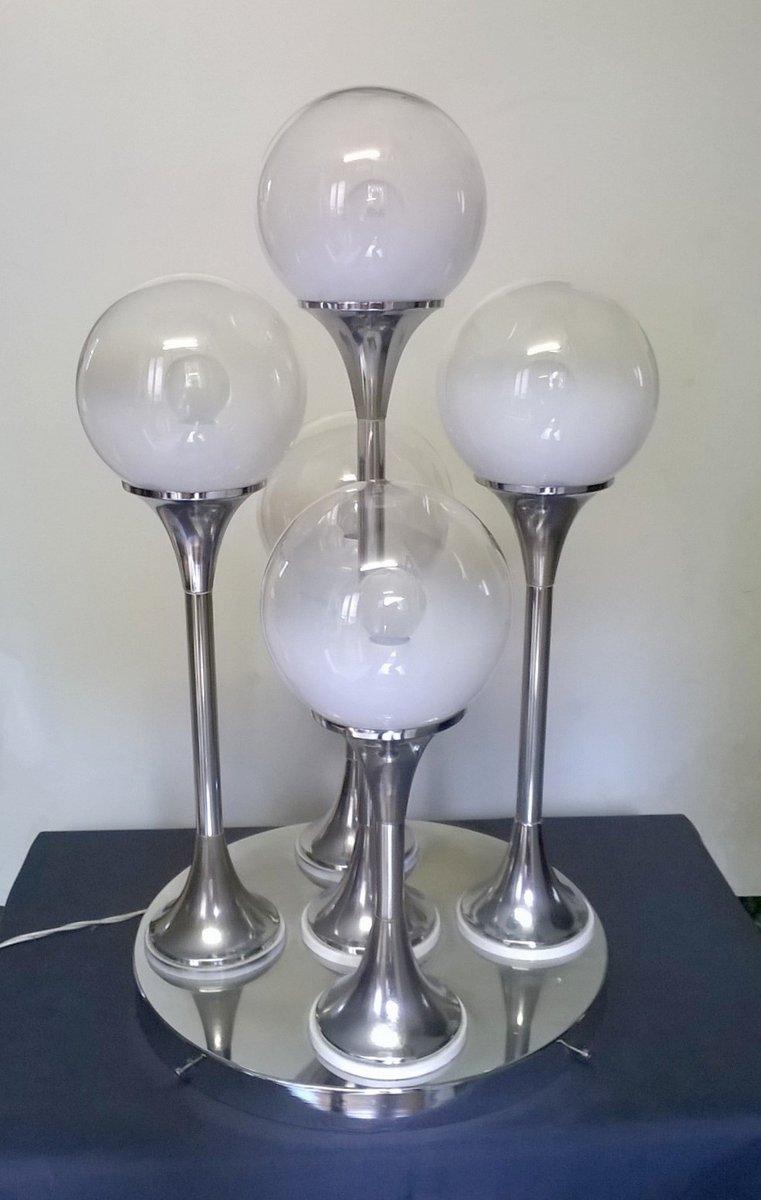 Bubbles Tischlampe von Goffredo Reggiani, 1960