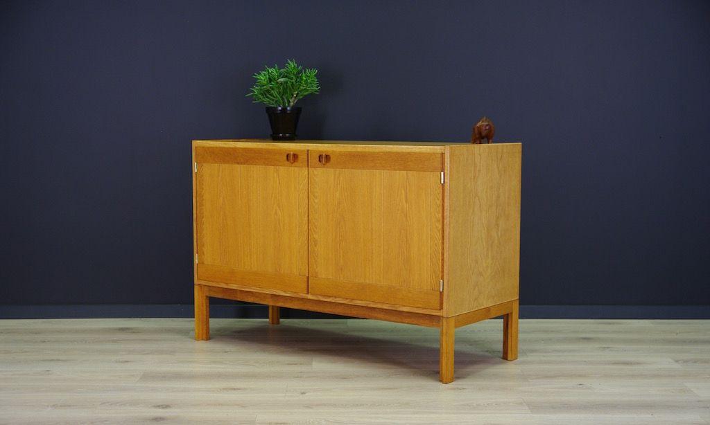 d nische vintage esche furnier kommode bei pamono kaufen. Black Bedroom Furniture Sets. Home Design Ideas