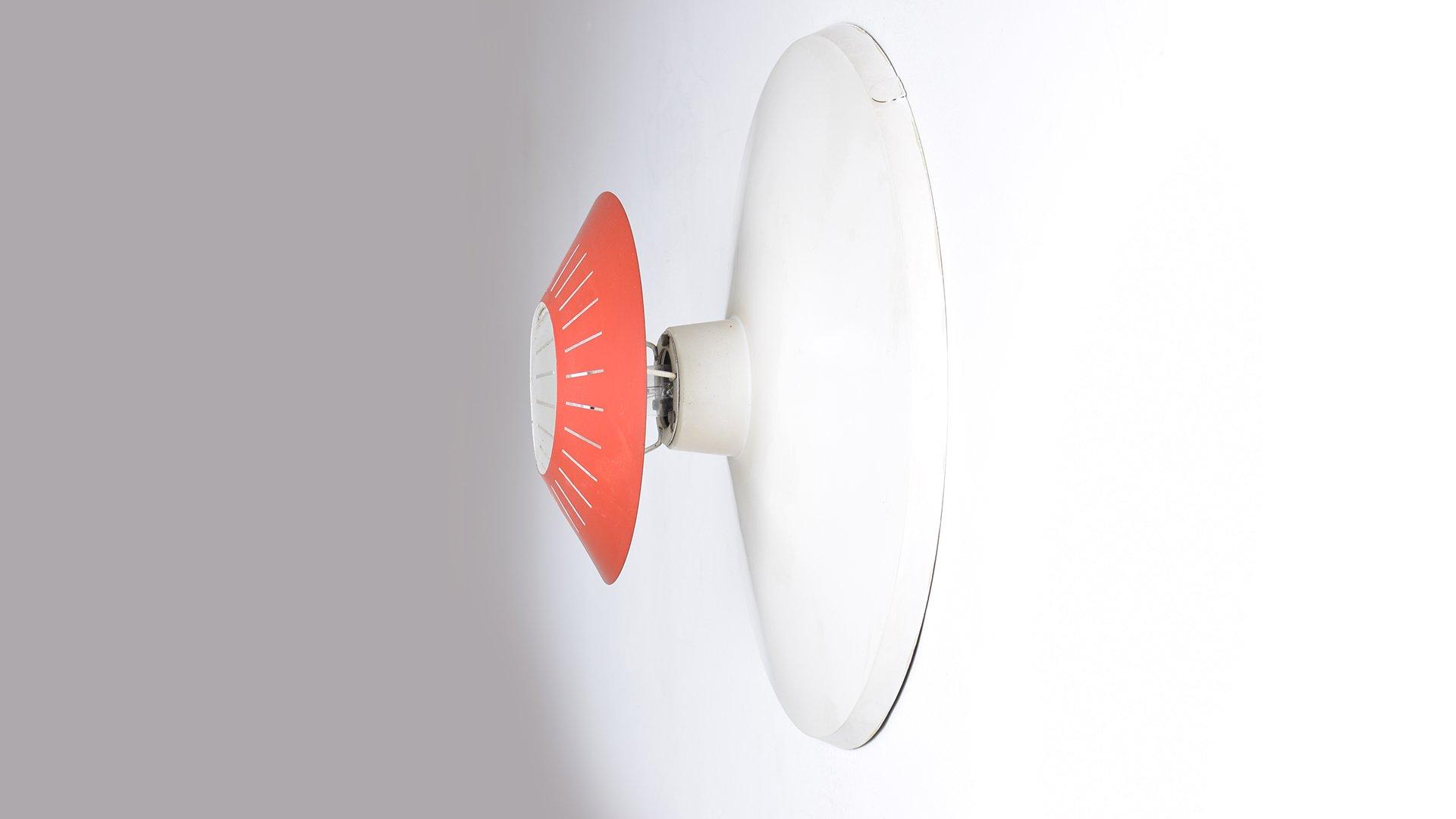 Deckenlampe von Louis Kalff für Philips, 1958