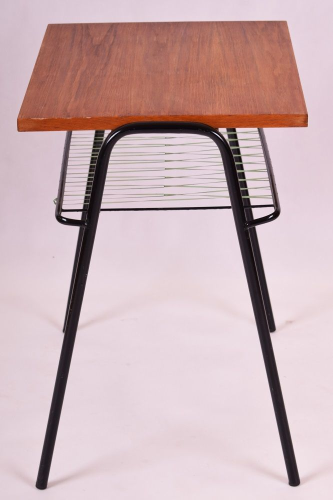 table d 39 appoint vintage de likov 1960s en vente sur pamono. Black Bedroom Furniture Sets. Home Design Ideas