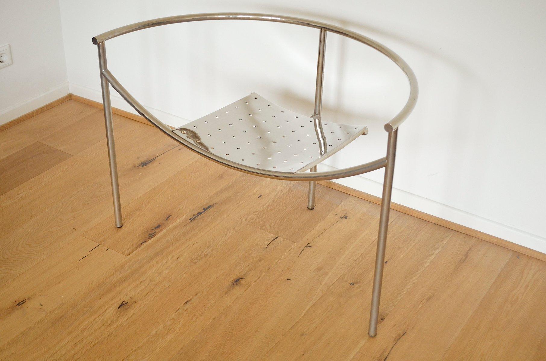 dr sonderbar stuhl von philippe starck f r xo 1983 bei pamono kaufen. Black Bedroom Furniture Sets. Home Design Ideas