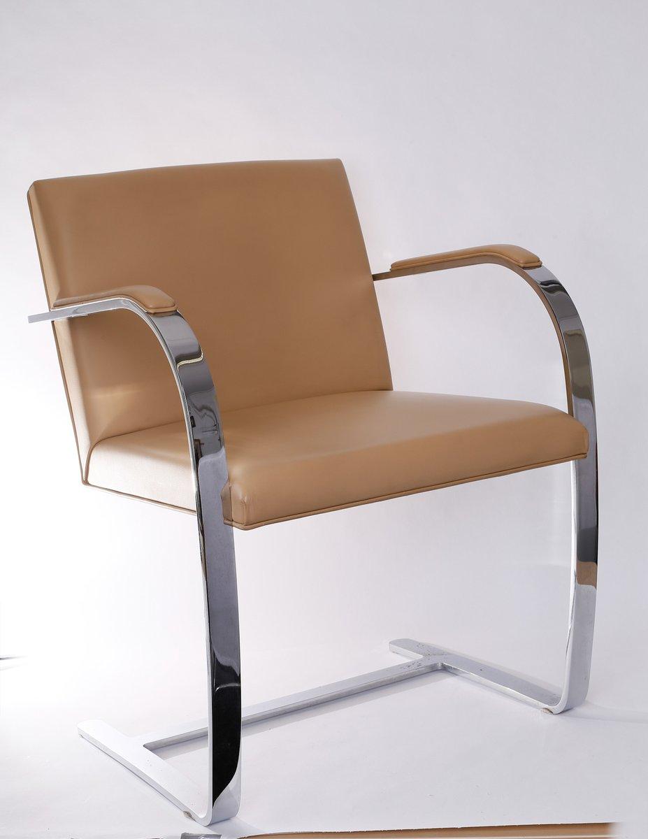 Chaise Brno Vintage Par Ludwig Mies Van Der Rohe Pour Knoll