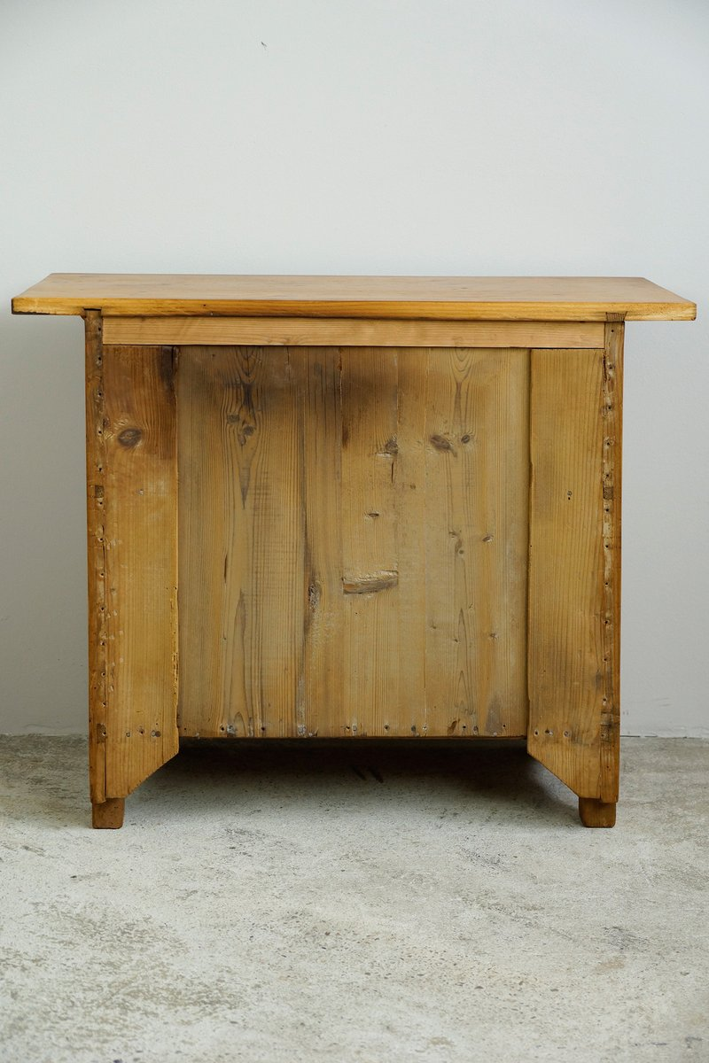 kleiner schrank f r schuhcreme 1890er bei pamono kaufen. Black Bedroom Furniture Sets. Home Design Ideas