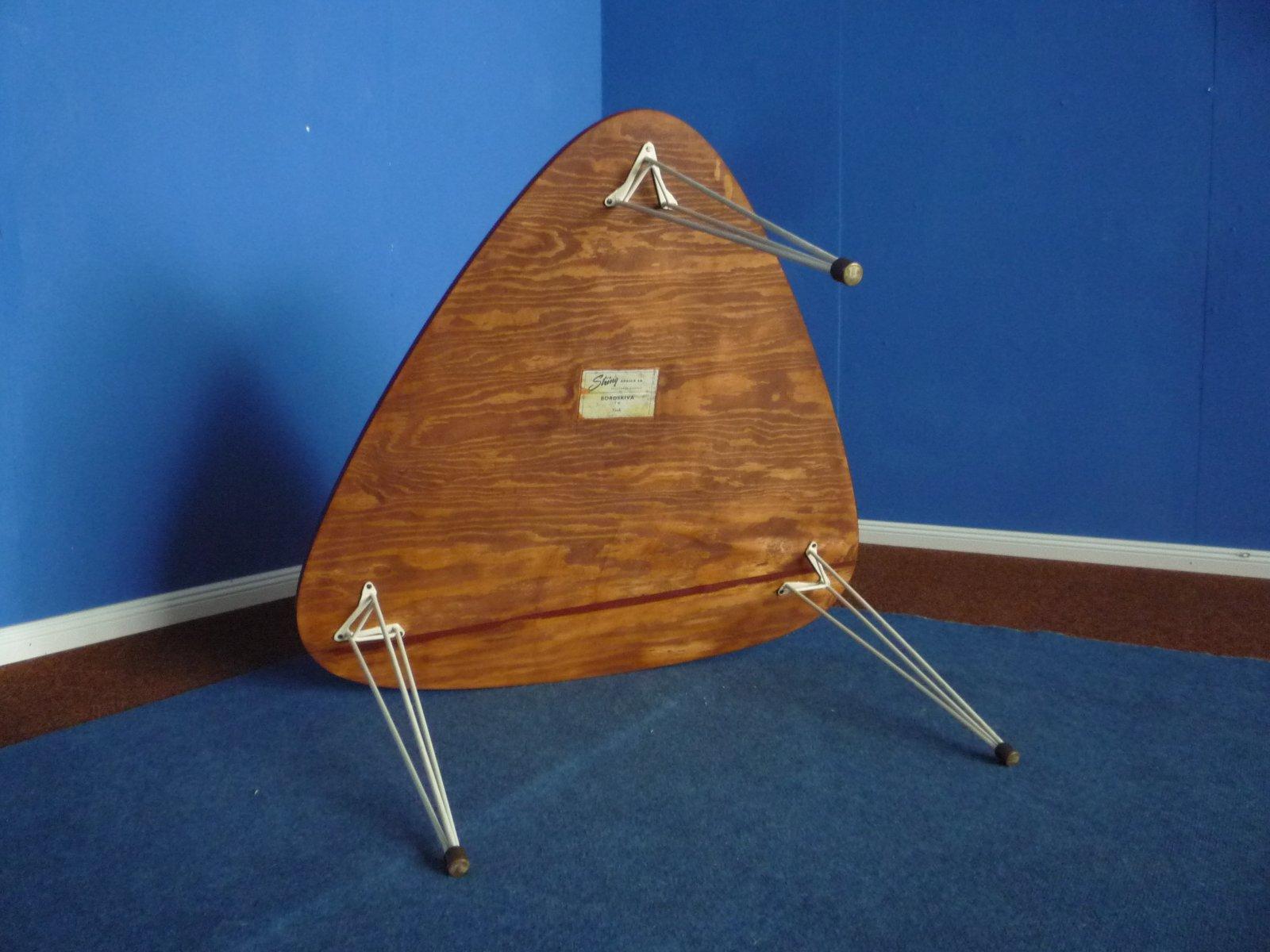 teak couchtisch von kajsa nisse strinning f r string 1960er bei pamono kaufen. Black Bedroom Furniture Sets. Home Design Ideas