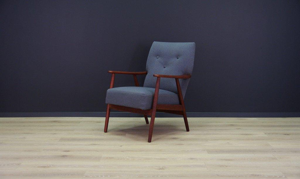 Skandinavischer vintage teak stuhl bei pamono kaufen - Skandinavischer stuhl ...
