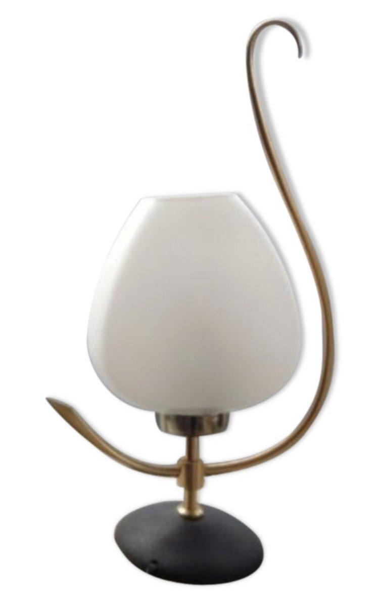 Tischlampe von Arlus, 1950er