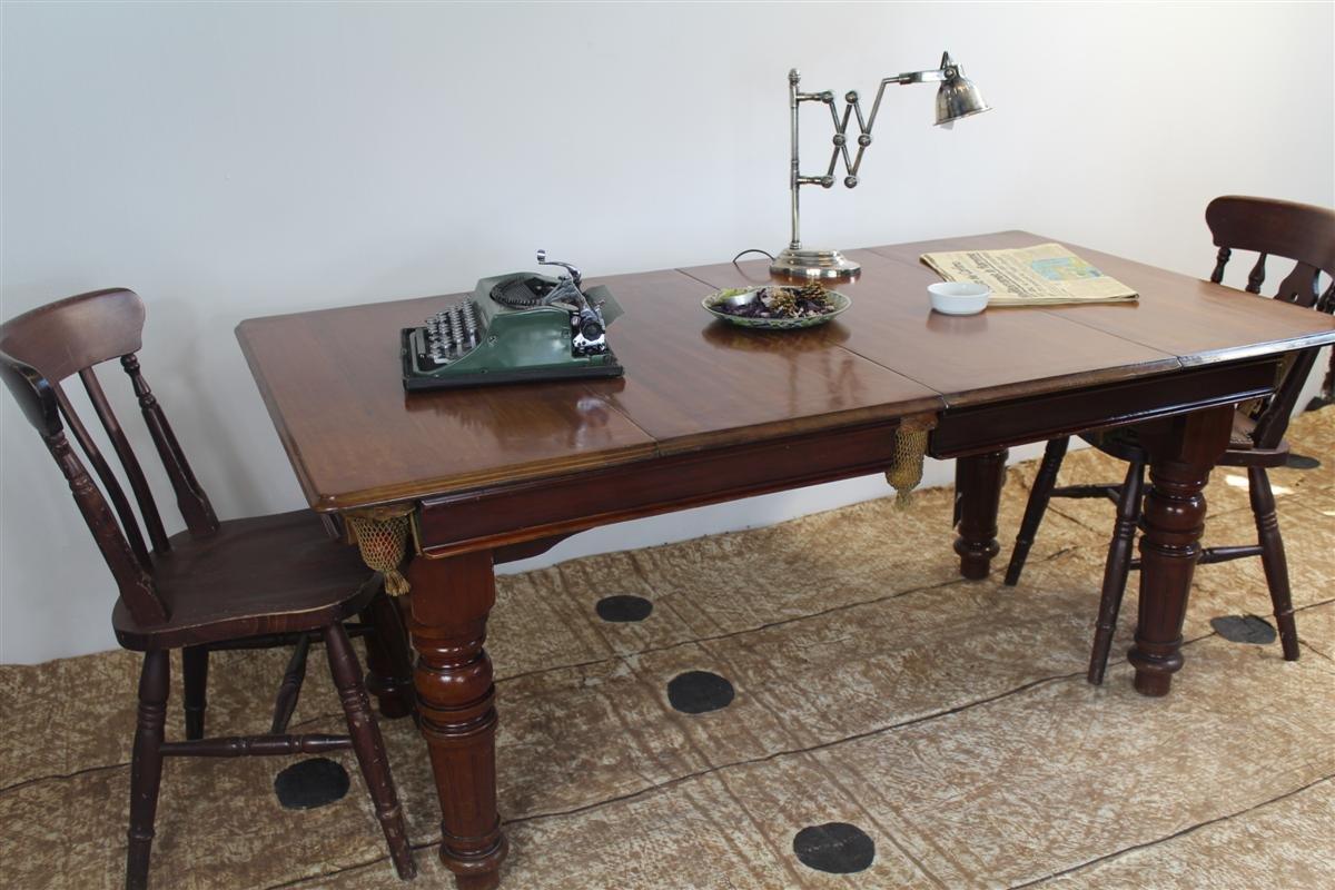 Tavolo da pranzo e da biliardo in quercia di e g riley - Biliardo tavolo da pranzo ...