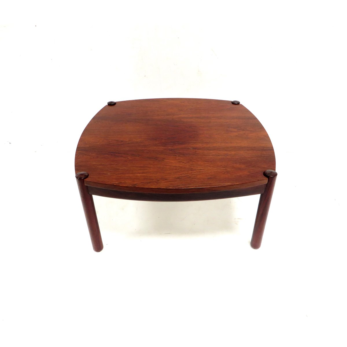 Sofa Corner Table Online: Leather Corner Sofa With Table, 1960s For Sale At Pamono