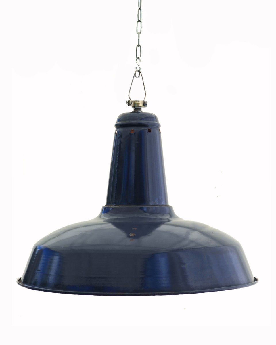 Mid Century Industrial Pendant Ceiling Light For Sale At