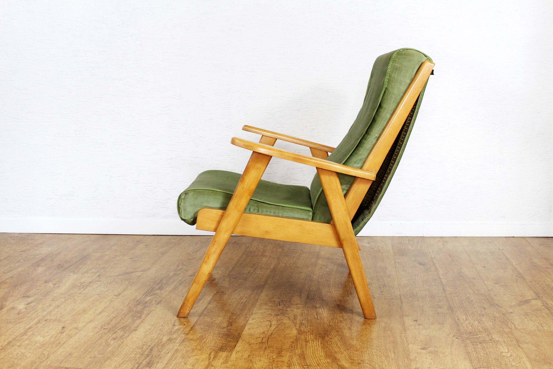 fauteuil scandinave mid century en vente sur pamono. Black Bedroom Furniture Sets. Home Design Ideas