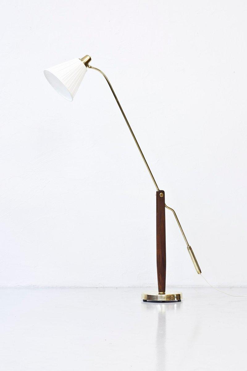 505 Stehlampe von Hans Bergström für Ateljé Lyktan, 1940er