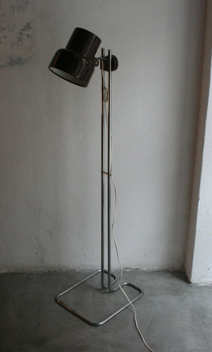 Mid Century City Floor Lamp By Börje Claes For Ikea For