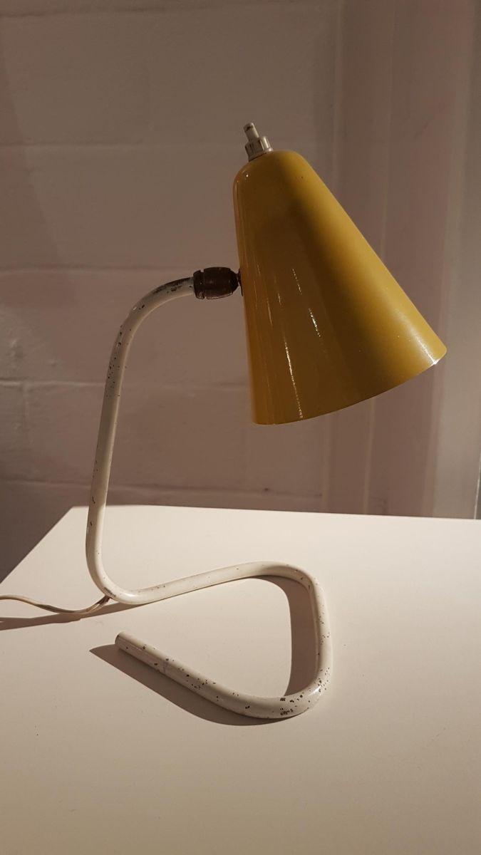 Mid-Century Cocotte Lampe von Lacroix