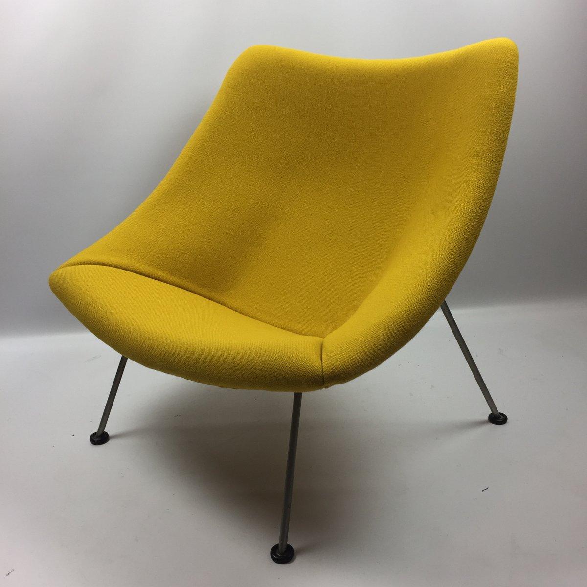 Vintage Oyster Sessel von Pierre Paulin für Artifort, 1965
